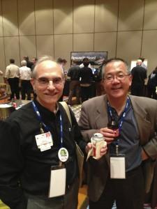 Bruce Nappi & Sem Lampotang