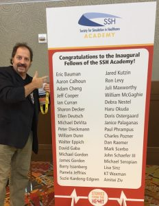 Eric B. Bauman, PhD at IMSH 2017